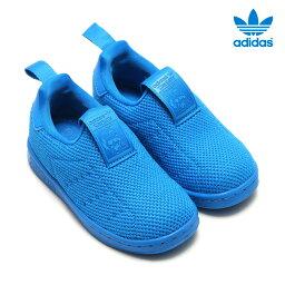 adidas STAN SMITH 360 SC I(愛迪達Stan Smith 360 SC I)SHOCK BLUE S16/SHOCK BLUE S16/SHOCK BLUE S16 17FW-..