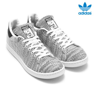 adidas Originals STAN SMITH (아디다스스탄스미스) (Running White/Running White/Core Black)
