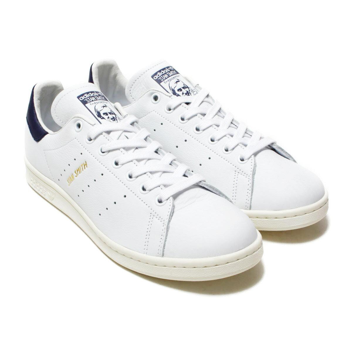 adidas Originals STAN SMITH(アディダス オリジナルス スタンスミス)Running White/Running White/Noble Ink【メンズ レディース スニーカー】18SS-I