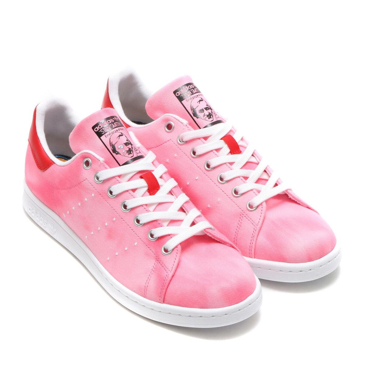 adidas Originals PW HU HOLI STAN SMITH (アディダス オリジナルス ファレル ウィリアムス HU HOLI スタンスミス) Red / Running White / Running White【メンズ スニーカー】18SS-S