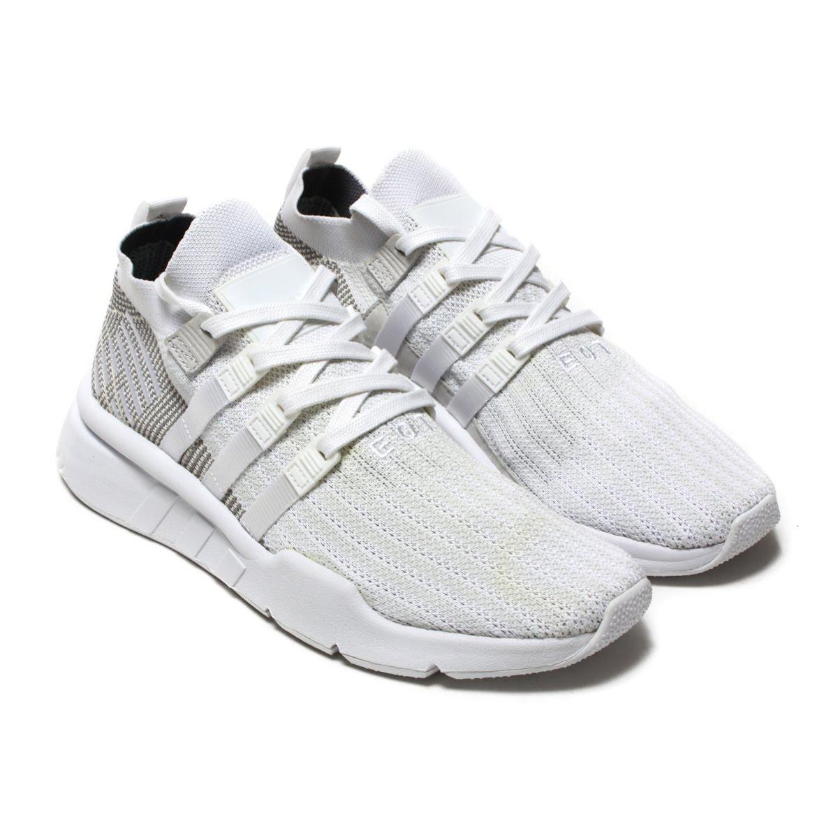 adidas Originals EQT SUPPORT MID ADV PK(アディダス オリジナルス イーキューティー サポート ミッド ADV PK)Running White/Running White/Grey18SS-I