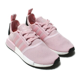 70b9deeec427d adidas NMD R1 W(爱迪达N M日R1W)清除粉红 跑步
