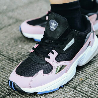 atmos pink: adidas FALCON W (Adidas falcon W) core black / core black /  light pink 18FW-I | Rakuten Global Market