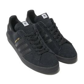 adidas Originals CAMPUS ADV (アディダスオリジナルス キャンパス ADV)CORE BLACK/FTWR WHITE/GOLD MET.【メンズ スニーカー】19SS-I