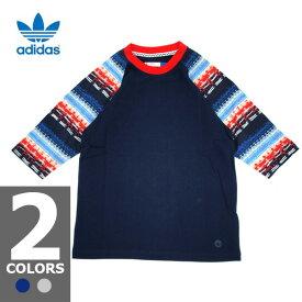adidas Originals H/S TEE PATTERNED【アディダス オリジナルス ハーフ スリーブ Tシャツ パターン】2色展開12SS-T