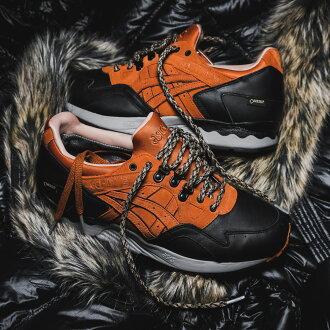 """asics Tiger×Packer Shoes Gel Lyte V Gore-Tex """"Scary Cold"""" (아식스 타이거×파커 슈즈 겔 라이트 5 고어 옷감""""스케아리코르드"""") BLACK/BROWN 17 SS-S"""