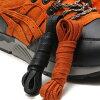"""asics Tiger×Packer Shoes Gel Lyte V Gore-Tex""""Scary Cold""""(亚瑟士虎×包装工人鞋凝胶灯5戈尔纺绩品""""卡里冷"""")BLACK/BROWN 17SS-S"""
