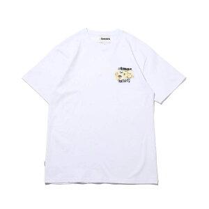atmos x DW ANIMAL TEE(アトモス x デイブ ホワイト アニマル ティーシャツ)WHITE【メンズ 半袖Tシャツ】19SU-I atpaw20