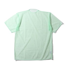atmos pink オーガンジー Tシャツ TX(アトモスピンク オーガンジー Tシャツ TX)LIGHT GREEN【レディース 半袖Tシャツ】19SU-I
