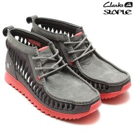 Clarks sportswear×STAPLE TAWYER HELIX(クラークス スポーツウェア×ステイプル トウヤー ヘリックス)GRAY14SS-S