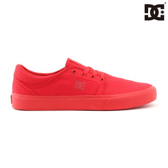 DC SHOES TRASE TX(DC鞋临摹TX)RACING RED 17SP-I