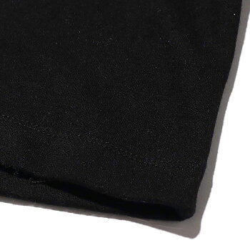 atmospink×DIM.ECRES.BASICLONGSLEEVE(アトモスピンク×ディムエクレスベーシックロングスリーブ)BLACK【レディース長袖Tシャツ】18HO-I