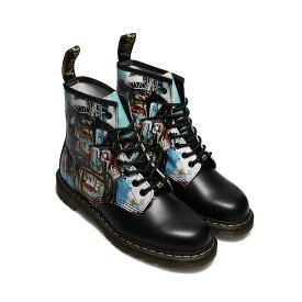Dr.Martens 1460 BASQUIAT II(ドクターマーチン 1460 バスキア )BLACK【メンズ レディース ブーツ】21FW-I