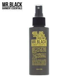 MR_BLACK WOOL & CASHMERE REFRESH 125ml【ミスターブラック ウール&カシミア リフレッシュ】【消臭剤】15SS-I