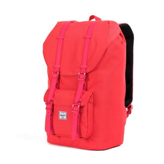 Herschel Supply LITTLE AMERICA SALMON/SALMON RUBBER 14SS-I