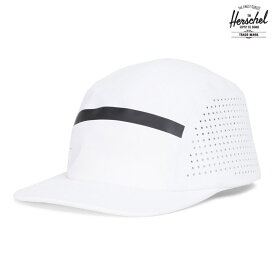 637c502989d Herschel Supply Co GLENDALE SEAMLESS(ハーシェル サプライ グレンデール シームレス)WHITE  PERFORATED BLACK