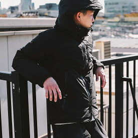 NANGA AURORA DOWN JACKET (ナンガ オーロラ ダウン ジャケト)BLK【メンズ ジャケット】18FA-I