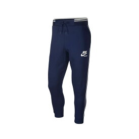 NIKE AS M NSW PANT FLC ARCHIVE(ナイキ アーカイブ フリース パンツ)BINARY BLUE/SUMMIT WHITE【メンズ パンツ】18SP-I