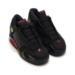 NIKE JORDAN 14 RETRO BP(耐吉喬丹14重新流行BP)(BLACK/VARSITY RED-METALLIC SILVER)18SU-S