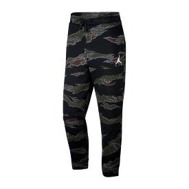 NIKE JUMPMAN FLEECE CAMO PANT(ジョーダン ジャンプマン エア フリース カモ パンツ)BLACK/WHITE【メンズ パンツ】18HO-I