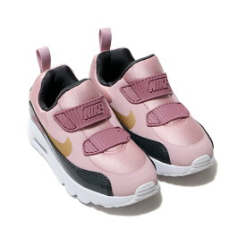 NIKE AIR MAX TINY 90 (PS)(ナイキ エア マックス タイニー 90 PS)PLUM CHALK/METALLIC GOLD-ANTHRACITE【キッズ スニーカー】19SP-I