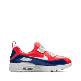 NIKE AIR MAX TINY 90 (PS)(ナイキ エア マックス タイニー 90 PS)BRIGHT CRIMSON/WHITE-INDIGO FORCE【キッズ スニーカー】19SP-I