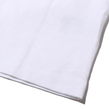 NIKEMJLGCAJ4WOVENLABELSTEE(ナイキジョーダンLGCAJ4ウーブンラベルTシャツ)WHITE【メンズ半袖Tシャツ】19SU-I