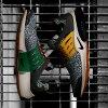 "NIKE AIR PRESTO SE QS ""SAFARI"" (Nike Air Presto SE QS) NEUTRAL GREY/BLACK/KUMQUAT/STRING/CHESSNUTS/BONSAI 16SP-S"