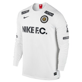 마라톤 기간 점 전 품 포인트 최대 20 배! NIKE FC TOP (나이키 FC 맨) WHITE 16FA-I