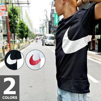 NIKE OVERSIZE SWOOSH TEE (Nike oversized Swoosh t-shirt) two-color development 16 FA-I