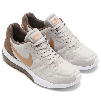 NIKE WMNS MD RUNNER 2 LW (Nike Womens MD runner 2 LW) LT IRON ORE/MTLC RED BRONZE-PALOMINO-WHITE 16HO-I