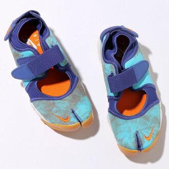 NIKE WMNS AIR RIFT PRM QS (Nike wmns air rift premium QS) DARK PURPLE DUST/CLAY ORANGE-SUMMIT WHITE 16SU-S