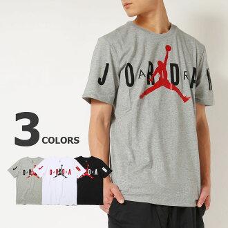 NIKE JORDAN STRETCHED TEE (Nike Jordan stretch S/S T-shirt) two colors development 17SP-I