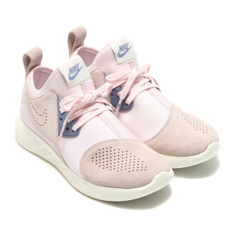 NIKE WMNS LUNARCHARGE PREMIUM (나이키 womens 루나 요금 프리미엄) (SILT RED/DARK SKY BLUE-PEARL PINK) 17 SU-S