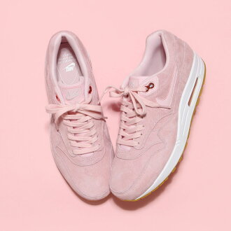 NIKE WMNS AIR MAX 1 SD (Nike women Air Max 1 SD) (PRISM PINK/PRISM PINK-WHITE) 17SU-S