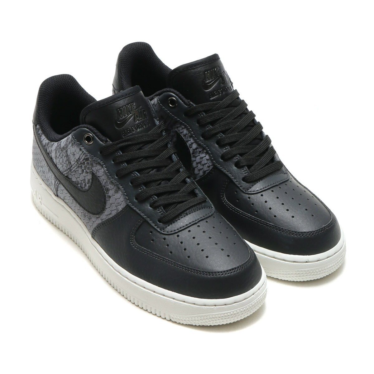 NIKE AIR FORCE 1 '07 LV8(ナイキ エア フォース 1 07 LV8)(ANTHRACITE/BLACK-SUMMIT WHITE)17FA-S
