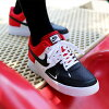 NIKE AIR FORCE 1 07年LV8(耐克空军1 07 LV8)(UNIVERSITY RED/BLACK-WHITE-PURE PLATINUM)17FA-I