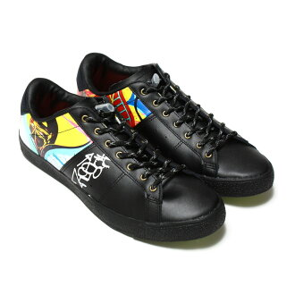Onitsuka Tiger LAWNSHIP (ONITSUKA Tiger longship) (TITI FREAK) BLACK 16AW-S