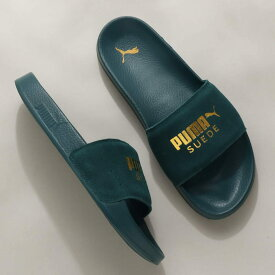 PUMA LEADCAT SUEDE (プーマ リードキャット スウェード)PONDEROSA PIN【メンズ サンダル】19SP-I