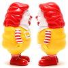 秘密基地超级大小我全彩色版黄色/红色/白色 19fw-i
