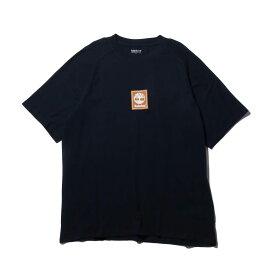 Timberland YCC SS Tee Back linear (ティンバーランド YCC SS ティー バック リニア)DARK SAPPHIRE【メンズ Tシャツ】19SS-I