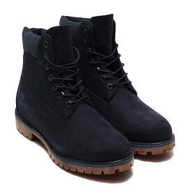 "Timberland HERITAGE 6""Premium Boot (ティンバーランド ヘリテージ 6"" プレミアムブーツ)Dark Sapphire【メンズ ブーツ】18FA-I"