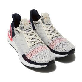 adidas UltraBOOST 19(アディダス ウルトラブースト 19)CLEAR BROWN/CHALK WHITE/RUNNING WHITE【メンズ スニーカー】19SS-I