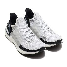 adidas UltraBOOST 19(アディダス ウルトラブースト 19)RUNNING WHITE/RUNNING WHITE/GREY TWO【メンズ スニーカー】19SS-I