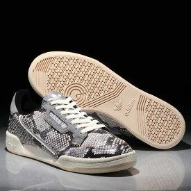 adidas Originals CONTINENTAL 80(アディダスオリジナルス コンチネンタル 80)GREY/OFF WHITE/LINEN【メンズ レディース スニーカー】19FW-S
