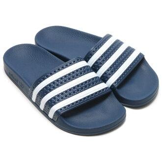 b15665dd3482 atmos-tokyo  adidas Originals ADILETTE (adidas originals adiliette) ADI BLUE  WHITE ADI BLUE 16SS-I