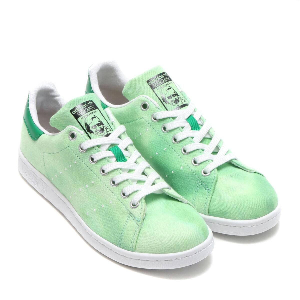 adidas Originals PW HU HOLI STAN SMITH (アディダス オリジナルス ファレル ウィリアムス HU HOLI スタンスミス)Green / Running White / Running White【メンズ スニーカー】18SS-S