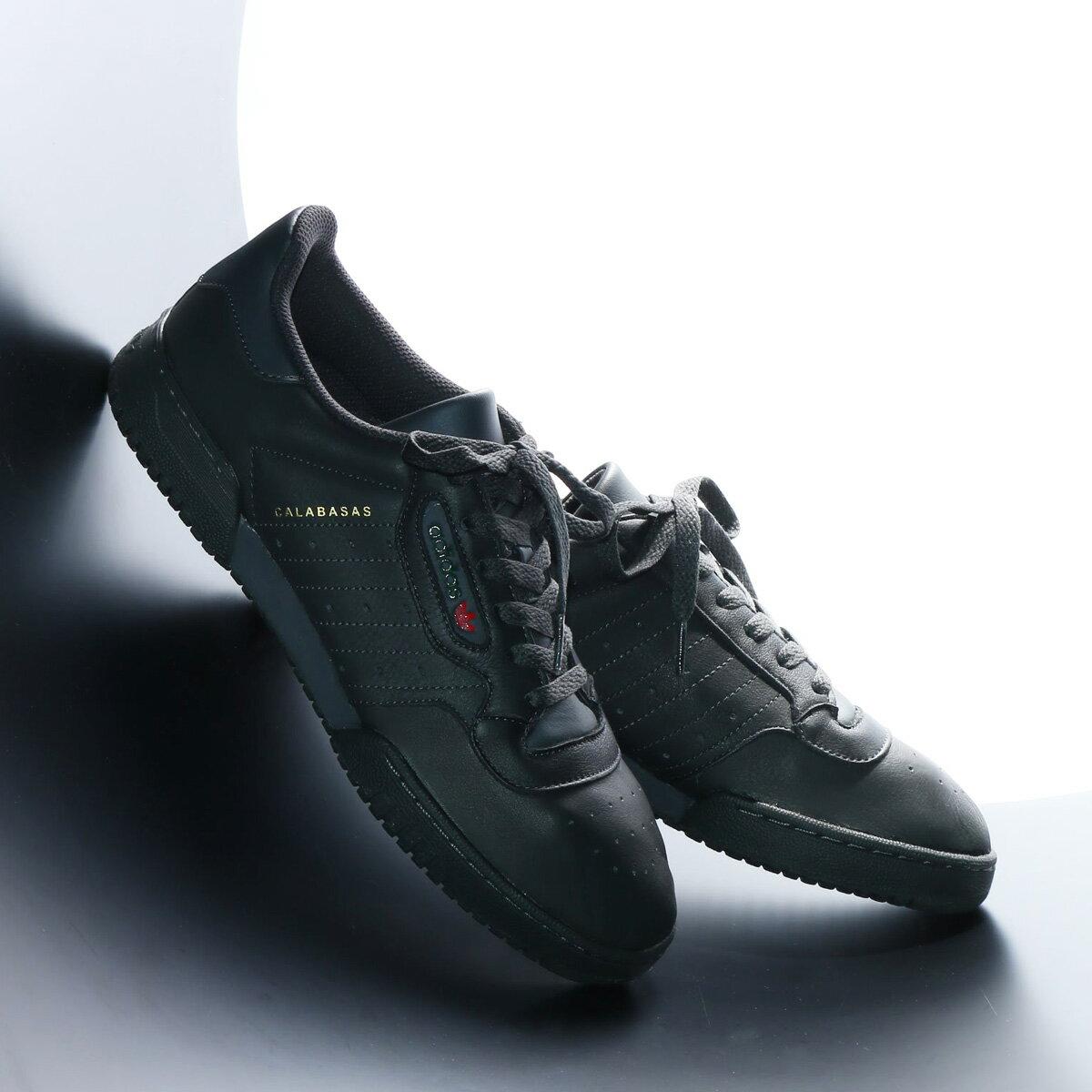 adidas YEEZY POWERPHASE(アディダス イージー パワーフェーズ)Core Black【メンズ レディース スニーカー】18SS-S