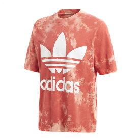 adidas Originals TIE DYE TEE (アディダス オリジナルス タイダイ Tシャツ)Trace Scarlet【メンズ Tシャツ】18SS-S