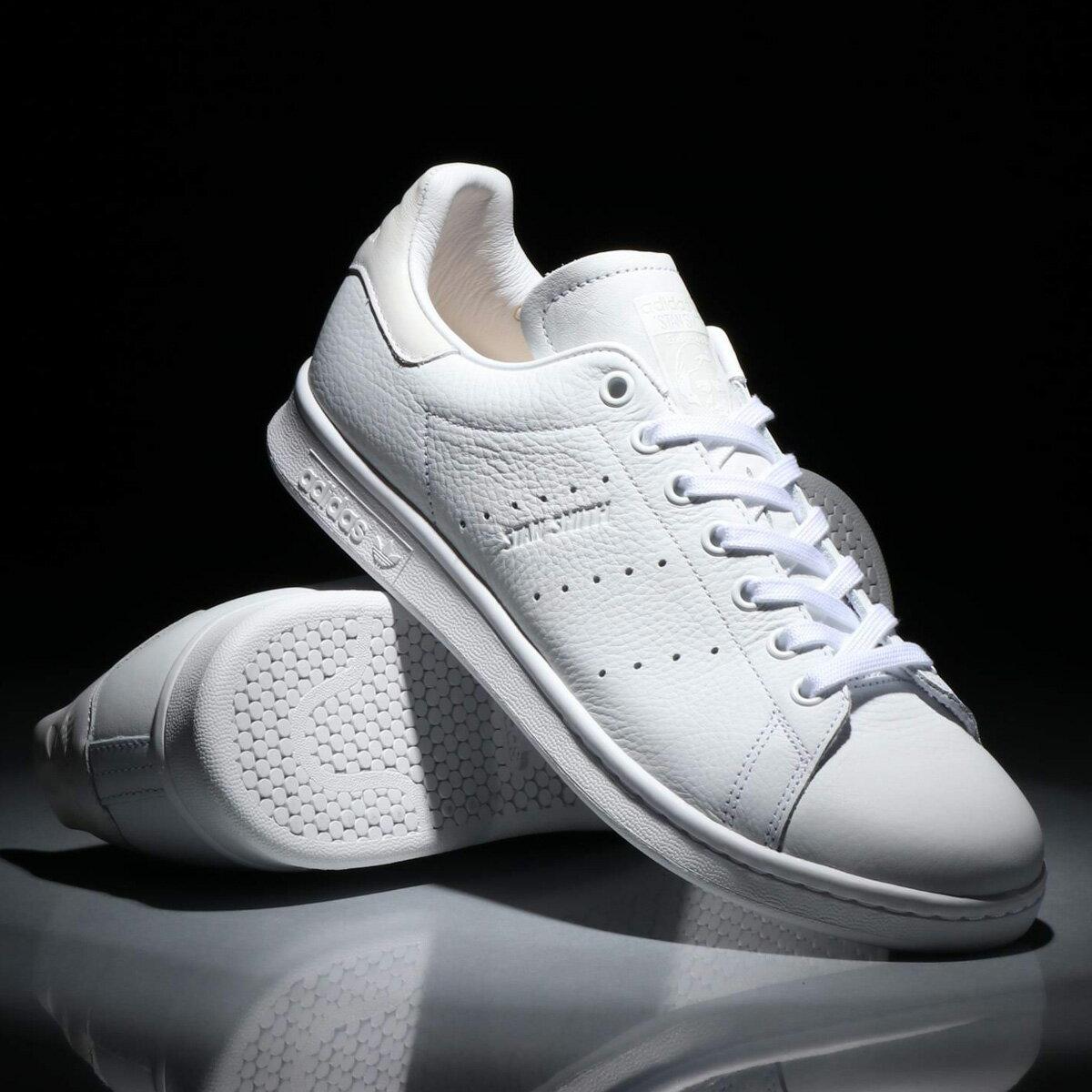 adidas Originals STAN SMITH(アディダス オリジナルス スタンスミス)Running White/Running White/Running White【メンズ レディース スニーカー】18SS-I